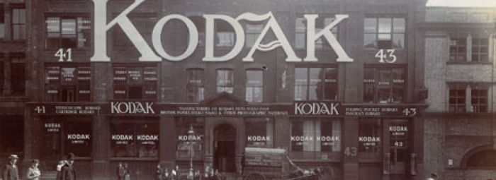 One Of The Great Tech Revolutions, Sadly The Last Kodak Moment Approaches