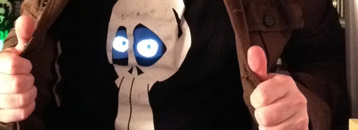 How To Add Animated Halloween Effects To Your Shirts & The Oddities Of Obscura