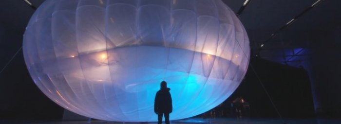 Google's Balloon Network No Joke, Travels The World In 22 Days