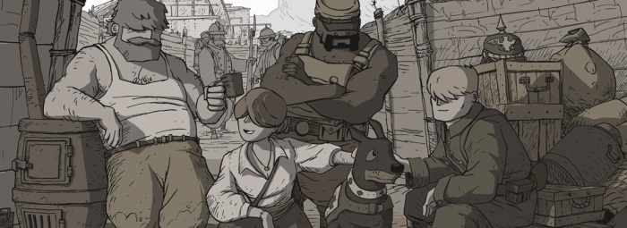 Metro Reviews: George R. R. Martin, Monty Python, Valiant Hearts