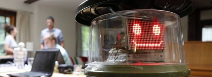 The Hitchhiking Robot. My Interview with HitchBOT's Dr. Frauke Zeller & Alanna Mager