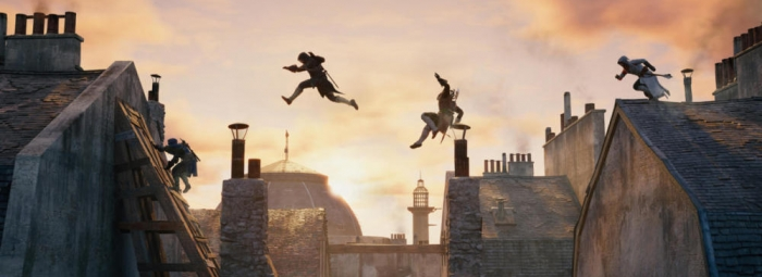 Metro Reviews: Kitten Clone, Assassin's Creed Unity, Runtastic Sleep Better