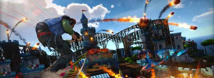 Metro Reviews: Sunset Overdrive, Ghostbusters Pinball, Gone Girl