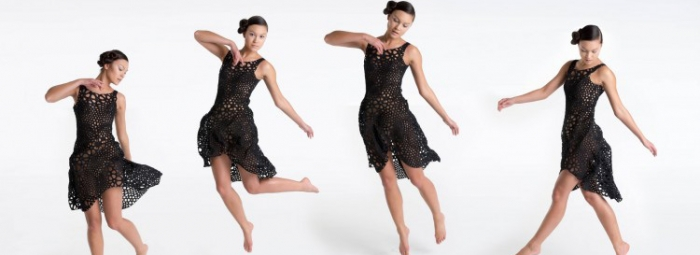 Practical 3D Printed Dresses and Great Lakes Wild Invasive Species Tech