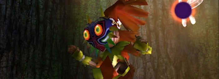 Metro Reviews: Legend of Zelda Majora's Mask, Guantanamo Diary