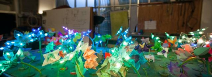 Learning Code With Robotic Flower Gardens And Cooking With Watson