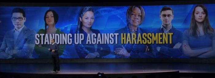 Hacking Online Harassment & CES Tech Women