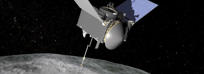 OSIRIS-REx Asteroid Space Mission Special