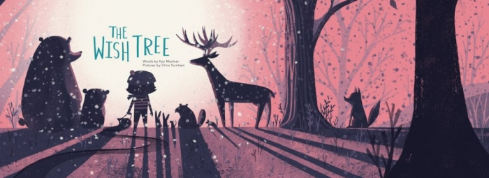 The Wish Tree & Birds Art Life With Kyo Maclear