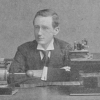Radio Inventor Marconi with Prof Marc Raboy