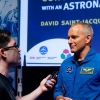 Astronaut David Saint-Jacques Is Ready For Launch!