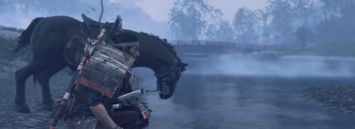 The Ghost of Tsushima – Four Stars