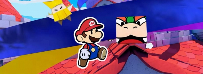 Paper Mario: The Origami King – Four Stars
