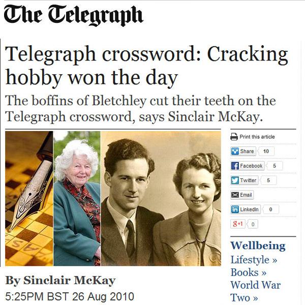 telegraphcross